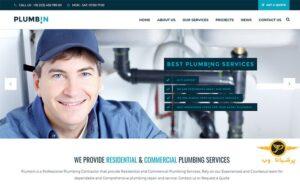امکانات طراحی سایت خدمات منزل