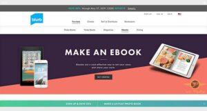 امکانات طراحی سایت فروش کتاب
