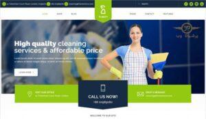 اهمیت طراحی سایت خدمات منزل