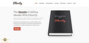شرکت طراحی سایت فروشگاه اینترنتی کتاب