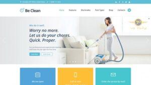 قیمت طراحی سایت خدمات منزل