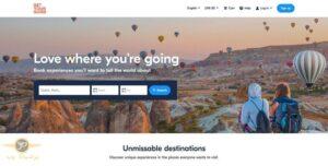 مزایای طراحی وب سایت خدمات مسافرتی