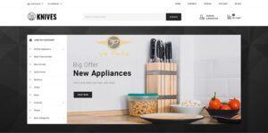 مزایای طراحی وب سایت فروشگاه لوازم خانگی