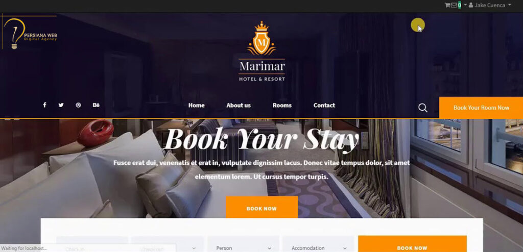 طراحی سایت نوبت دهی آنلاین