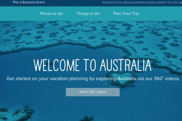 طراحی سایت خدمات مسافرتی